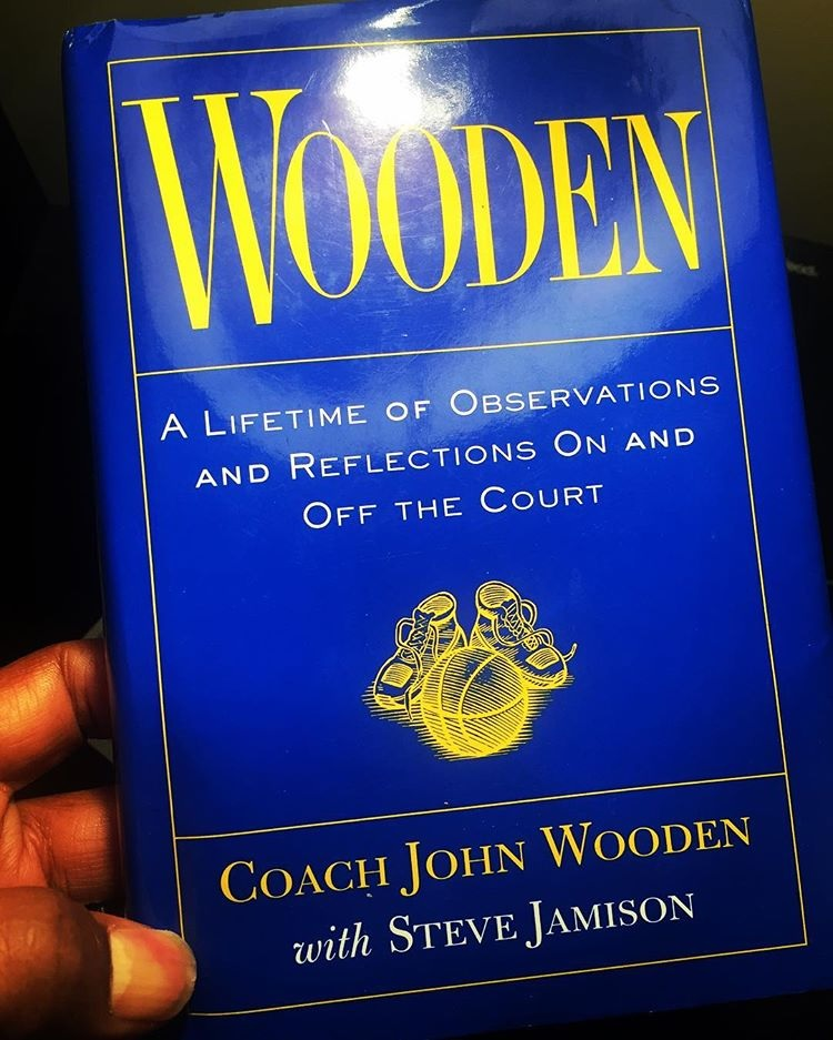 Wooden - A Must Read for Coaches and Athletes
